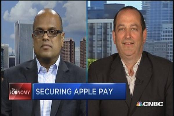 CNBC - Apple Pay