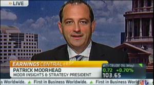 CNBC Patrick Moorhead