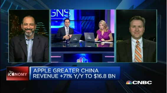 CNBC Apple Earnings