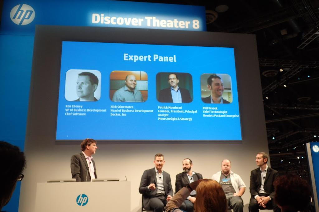 HP Discover 2015