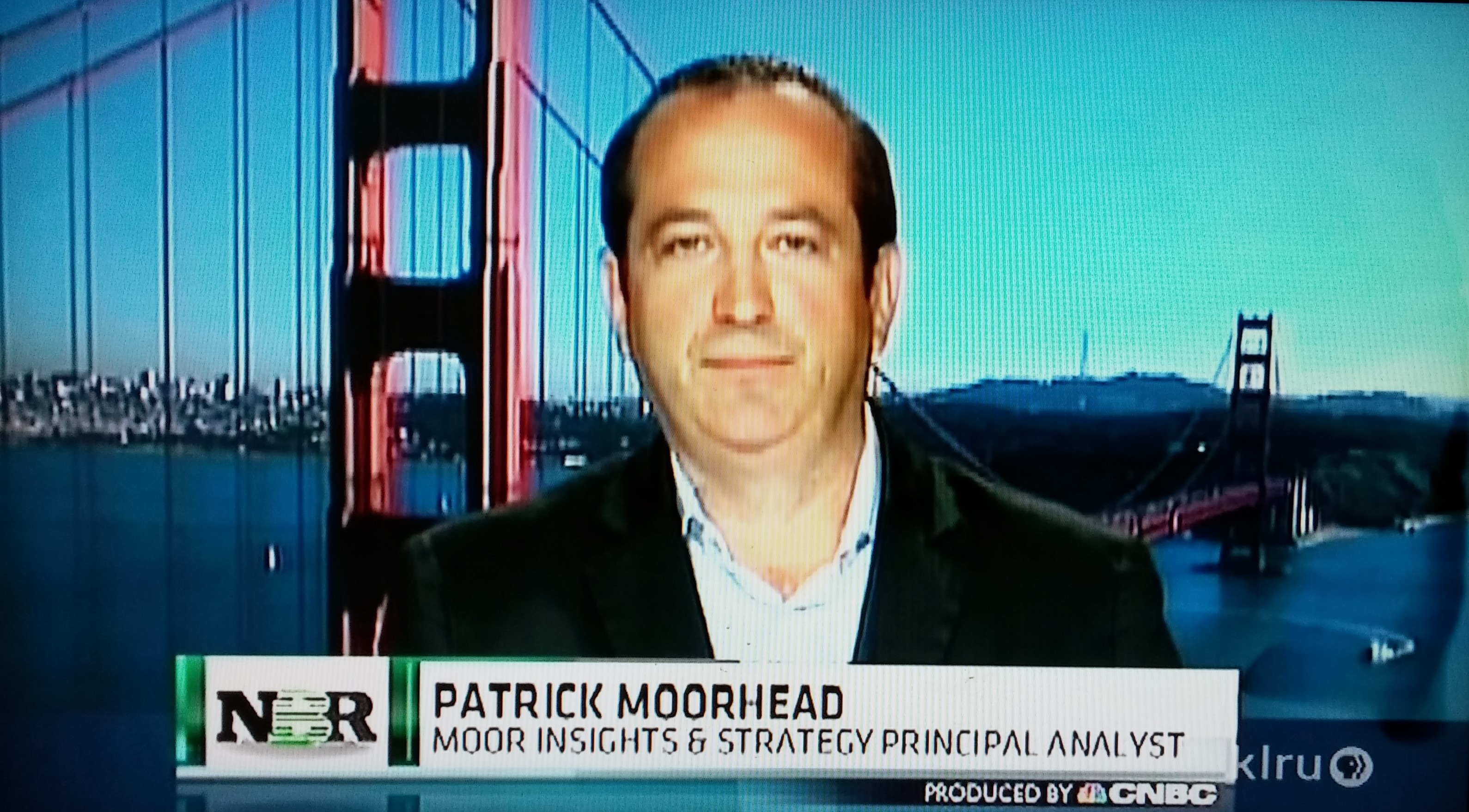 Nightly Business Report Patrick Moorhead