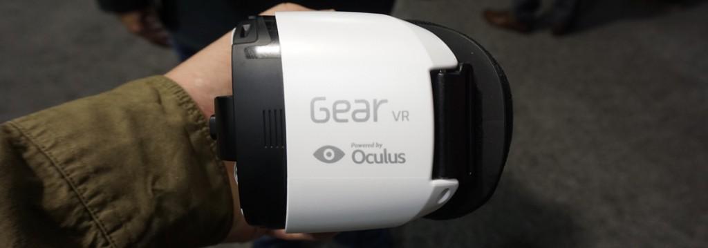 Gear VR Side