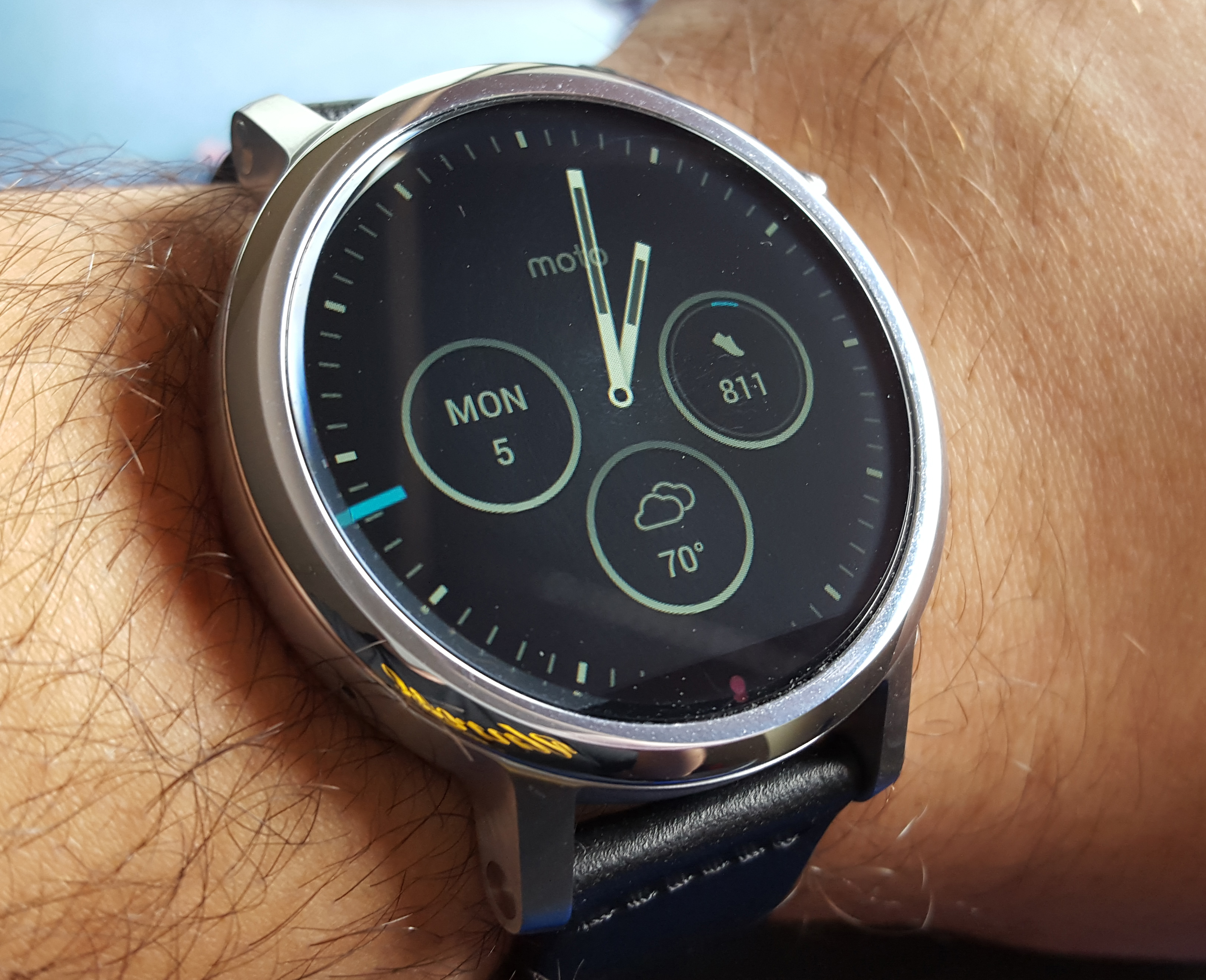 Motorola's New Moto 360 – The Smartwatch that Delivers ...