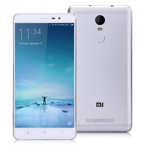 New Xiaomi Redmi Note 3