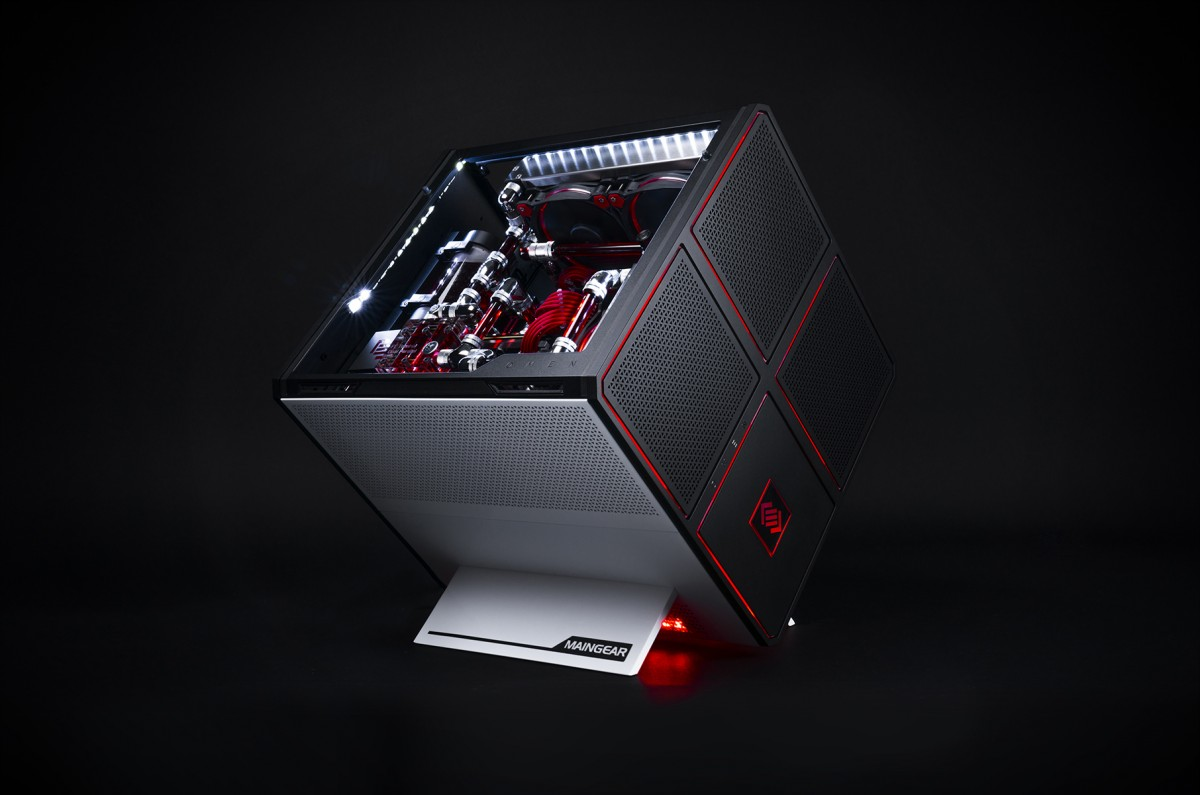 HP Rebuilds High-End Gaming Offerings With New OMEN ...