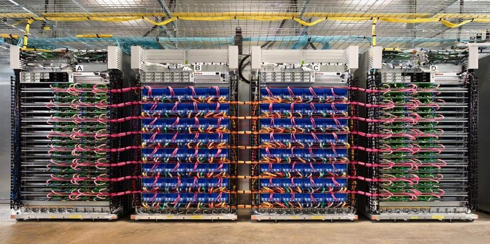 Google Cloud TPU: Strategic Implications For Google, NVIDIA