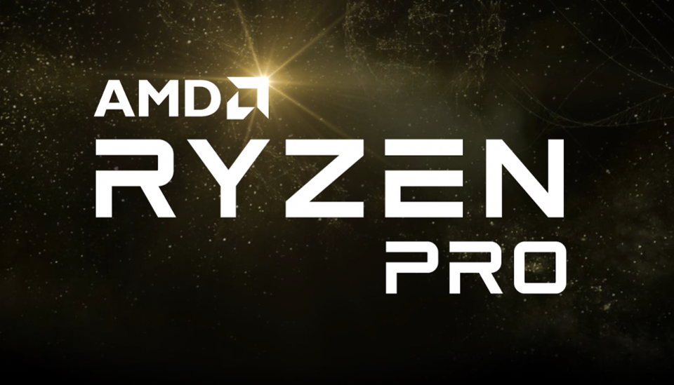 AMD Partners Dell, HP, And Lenovo Support Ryzen Pro With New