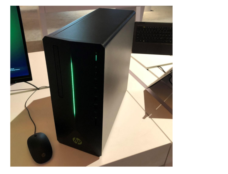 5fb0e608d HP announced two new desktop editions: the HP Pavilion Gaming Desktops 690  and 790