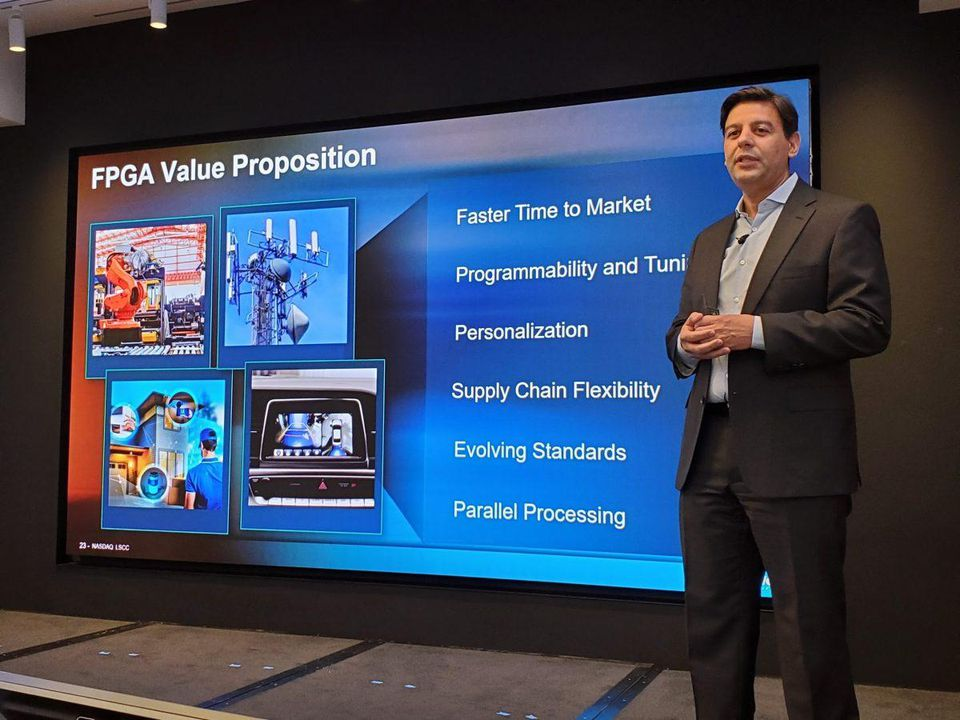Lattice Semiconductor Looks Like A Different Company At Its